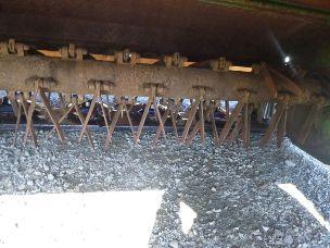 krone am283cv 7 disc mower conditioner
