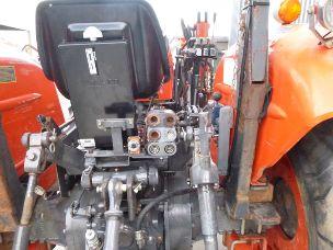 kubota m6030dt rops 4wd fel tractor
