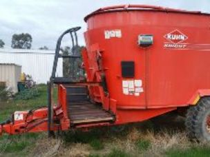 kuhn knight 5168 mixer wagon