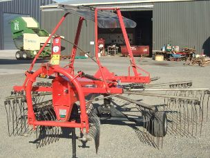 massey ferguson rk3814 rotary rake