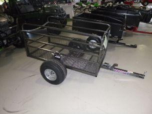millers falls dump cart garden trailer 22cu/ft