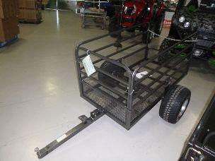 millers falls dump cart garden trailer 22cuft