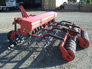 verticator 3mtr broadcast seeder