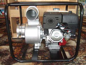 Worker 4`` pump 9hp petrol engine